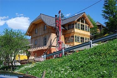 Strohbau niedrigenergiehaus in bad aussee sbg for Holzbau bad aussee