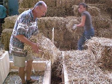Straw Bale Passzívház Seitenstettengasse