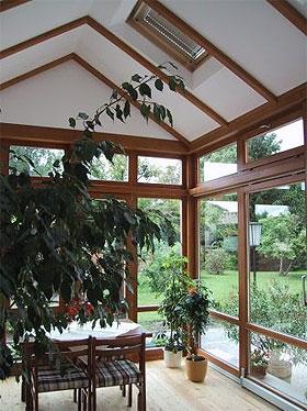 wintergarten im eingangsbereich handwerkersuche planer architekten berater f r. Black Bedroom Furniture Sets. Home Design Ideas