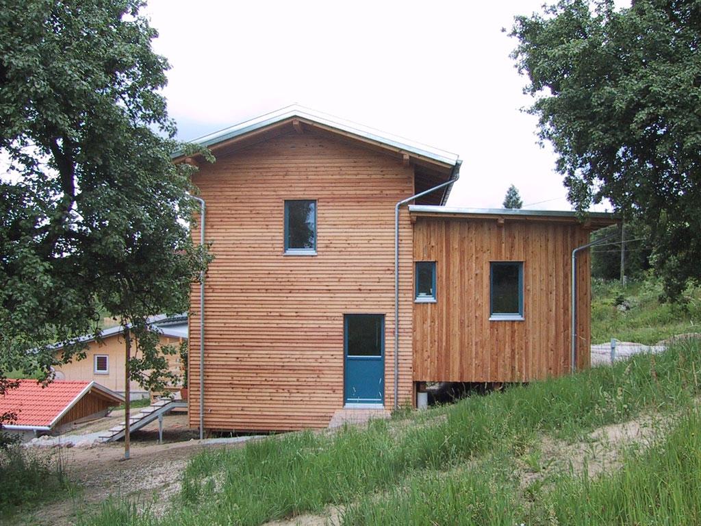 einfamilienhaus in schardenberg o strohballenbau. Black Bedroom Furniture Sets. Home Design Ideas