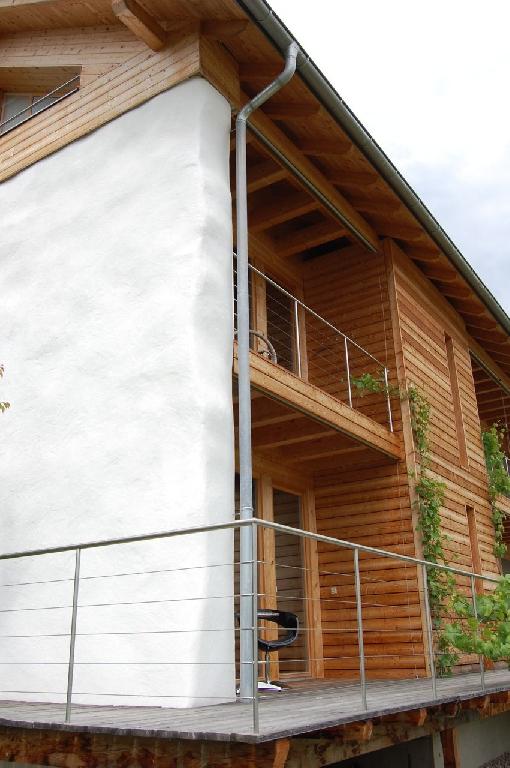 strohballen passivhaus st donat k rnten strohballenbau. Black Bedroom Furniture Sets. Home Design Ideas