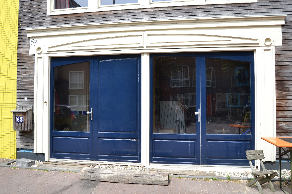 Fünfstöckiges huis van stro in amsterdam niederlande strohballenbau
