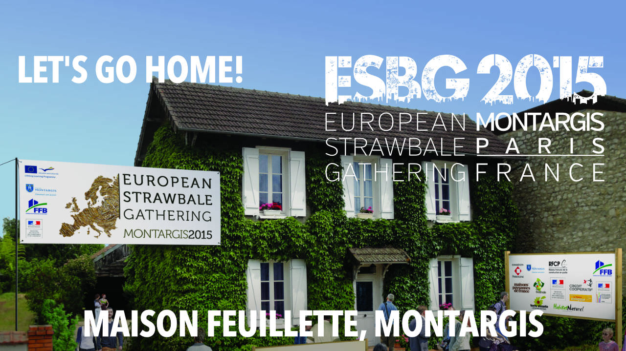 ESBG 2015 in Montargis und Paris