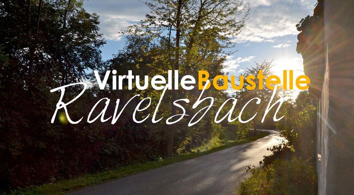 Haus der Zukunft Projekt Virtuelle Baustelle in Ravelsbach