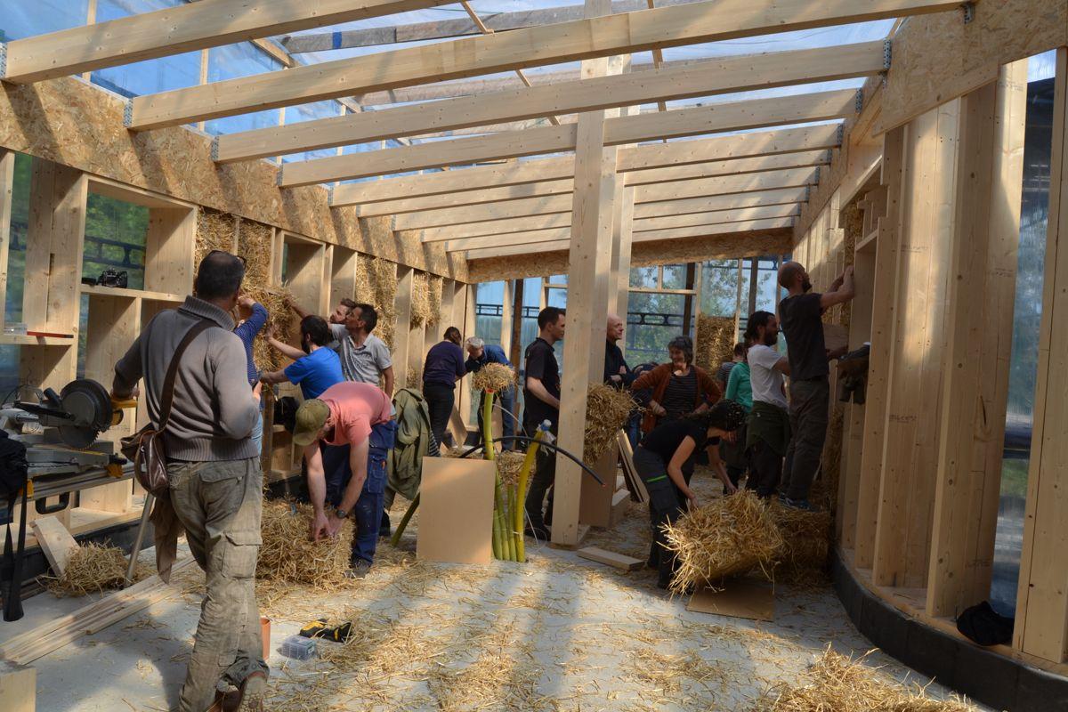 Ecotopia Workshop in Schweden