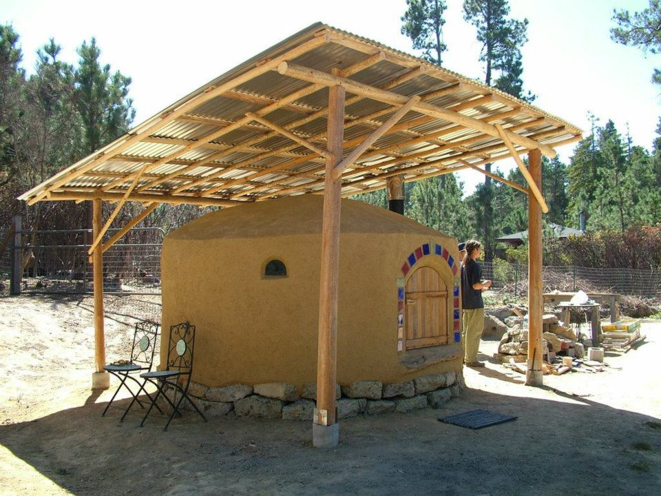 bio sauna f r strohnaturen strohballenbau. Black Bedroom Furniture Sets. Home Design Ideas