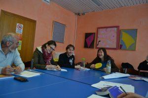 Richard, Caroline, Marian and Zuzana Kierulfova