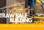20 Years of Straw Bale Building