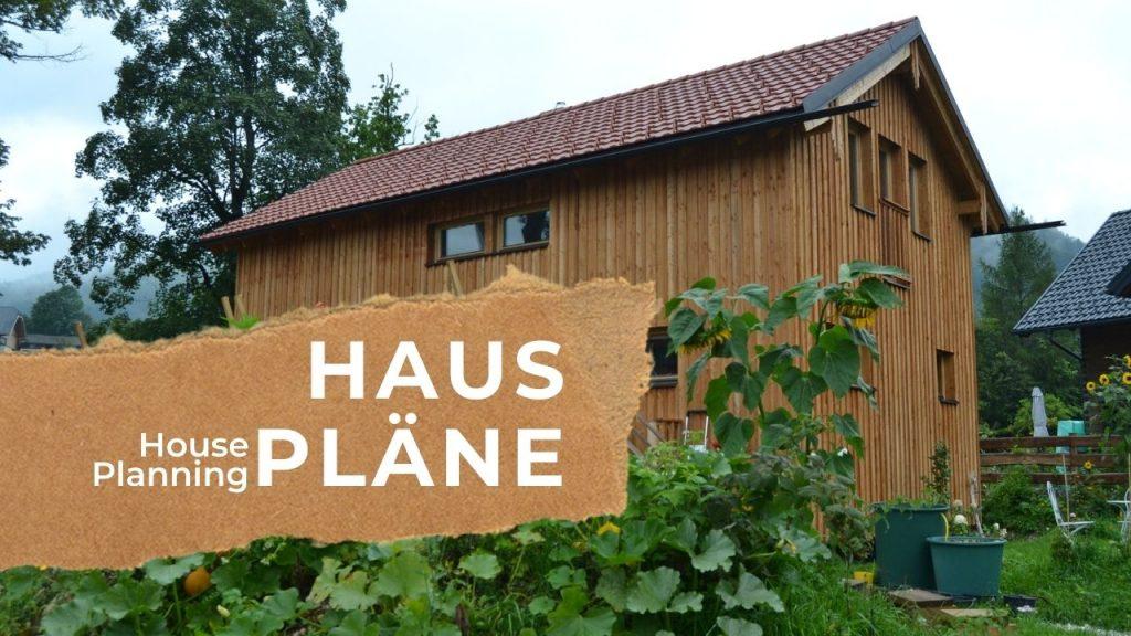 Strohballenhaus-Pläne