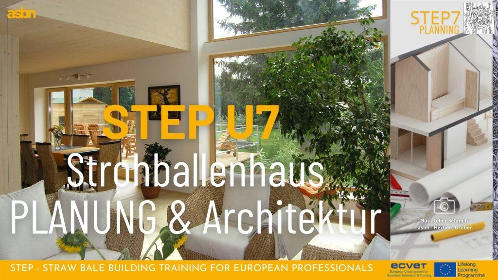 STEP 7 - Strohballenhaus Planung und Architektur